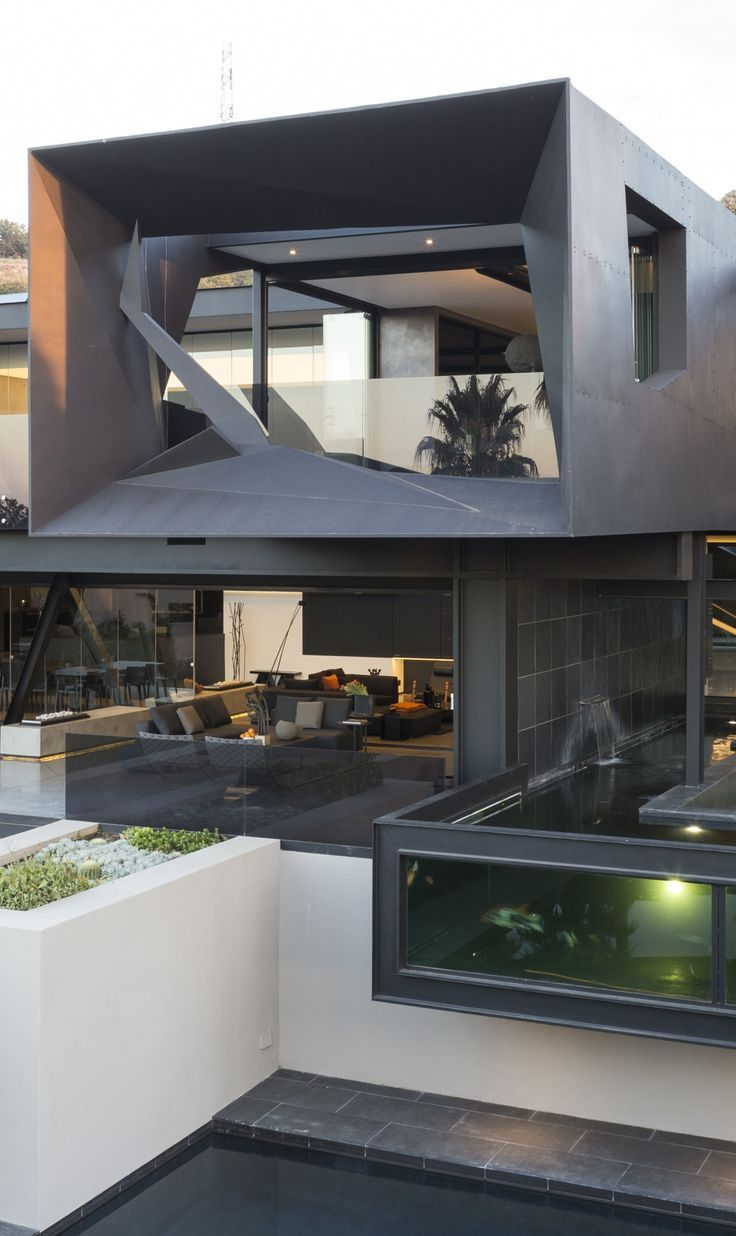 Best Houses In The World Amazing Kloof Road House Modern House Design Interior Architecture Design Modern Architecture