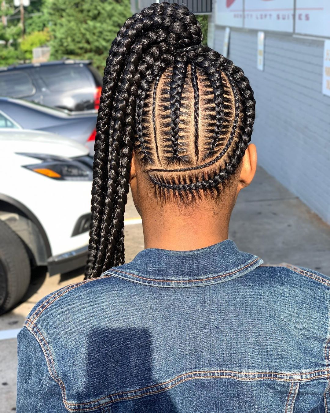 2020 African Hair Braiding Styles Super Flattering Braids You Should Rock Next Hair Styles African Hair Braiding Styles Braids For Black Women
