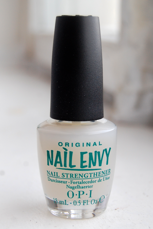 Best ever base coat!! Nail Envy by OPI - natural nail strengthener ...