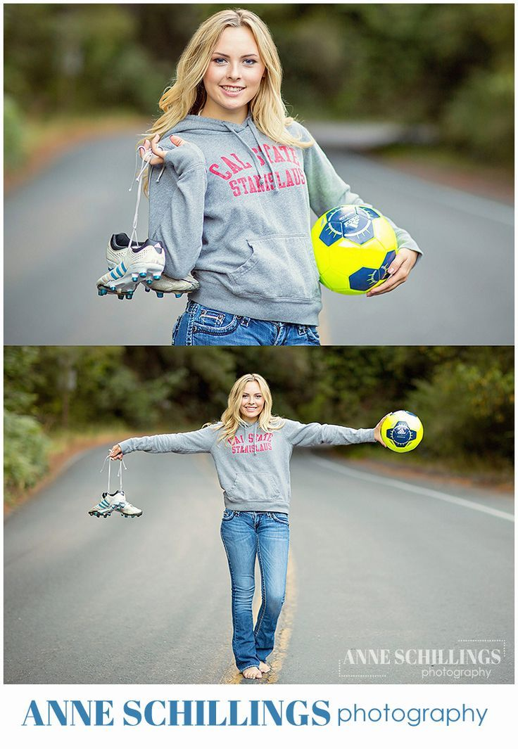 Image result for senior portraits multiple sports Soccer