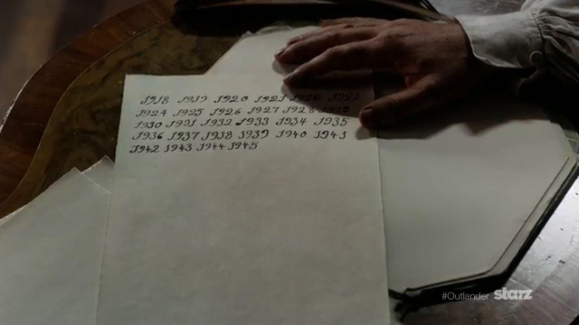 #Outlander #S2 stills from new trailer.