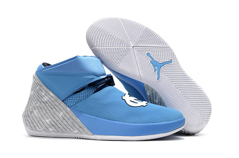 "Latest Jordan Why Not Zer0.1 ""UNC"" University Blue White AA2510- 121fffb6e"
