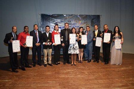 Ministerio de la juventud entrega Premio Excelencia Juvenil Juan Pablo Duarte 2015 | NOTICIAS AL TIEMPO