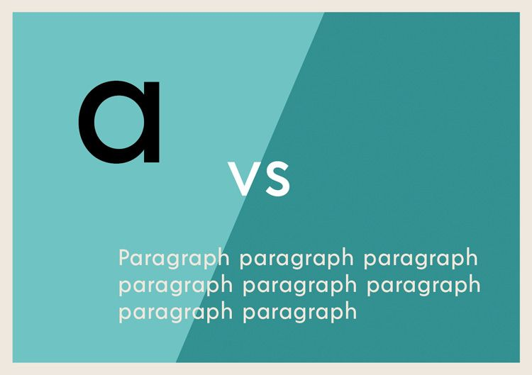 Typography Essentials: The Only Four Things You Need to Know - The Shutterstock BlogEssentials#Typography#Blog#Shutterstock