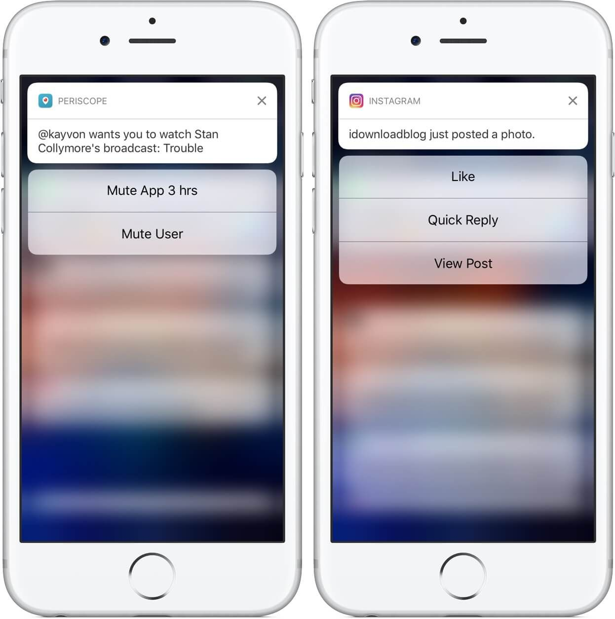 Make Interactive Ios 10 Notifications With User Notifications Framework Android Tutorials Ios 10 App Development