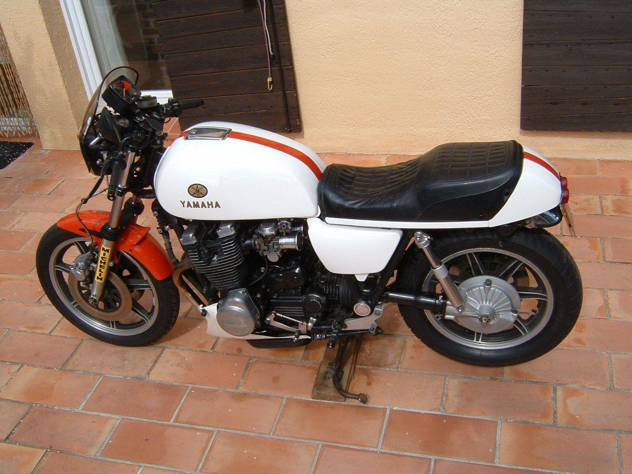 yamaha xs 1100 café racer   xs11 café racer / bobber   pinterest