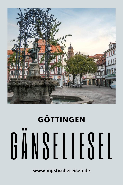 Ganseliesel Gottingen Urlaub In Deutschland Urlaub Reisen Sehenswurdigkeiten