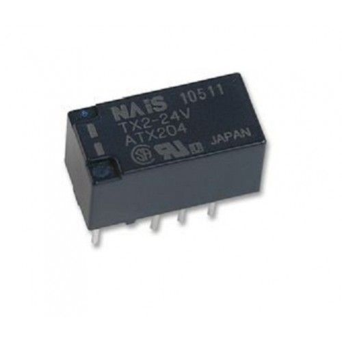 Panasonic high sensitive 2A DPDT 24VDC High Sensitivity