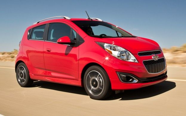 2013 Motor Trend Car Of The Year Contender Chevrolet Spark Chevrolet Spark Chevrolet Car