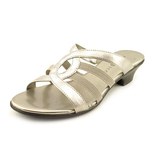 a58eba8f8821 Karen Scott Women s Emet Strappy Slide Sandals