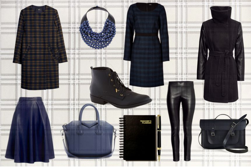 Chic Checked  http://www.chic-coctail.mablog.eu/