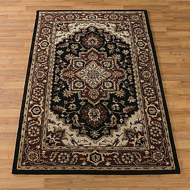 Pakhet Merlot Wool Area Rugs Jcpenney Home Furnishings