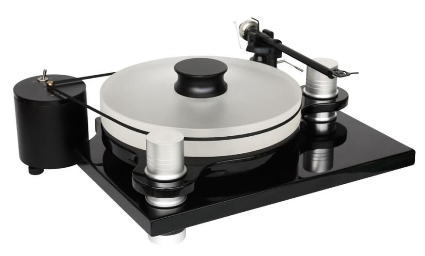 A Chinese turntable manufacturer, Topson has four models