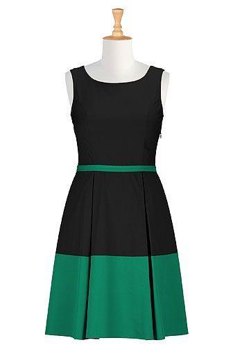 #Emerald, #Coloroftheyear, #Bridesmaids, #eShakti, #Spring, #Summer
