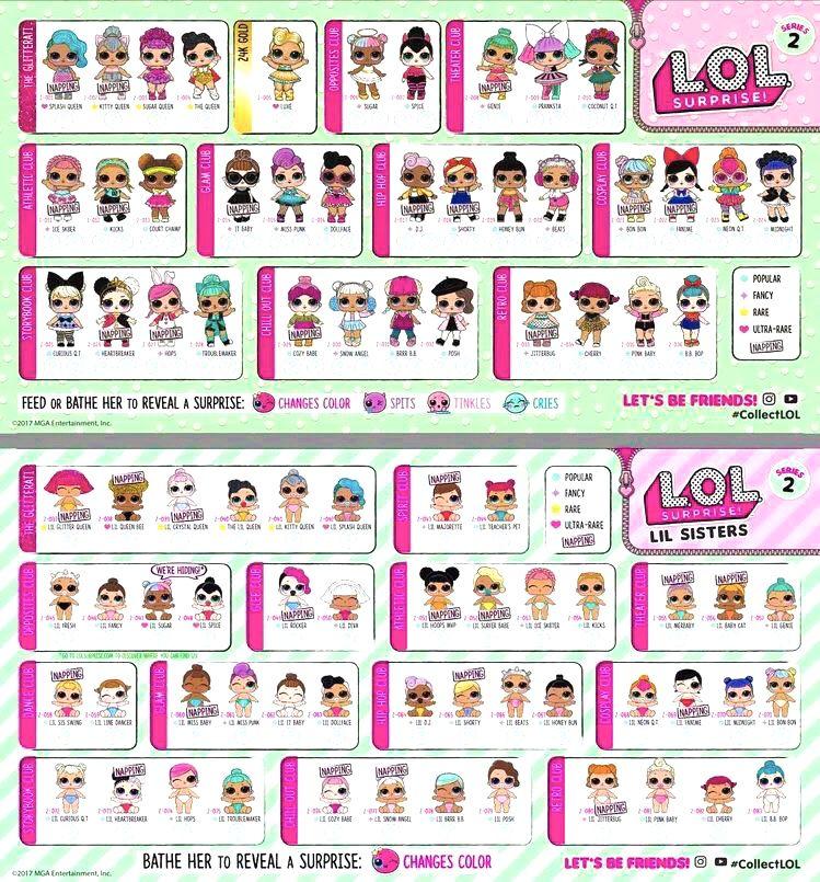 Lol Series 2 Tota Lil Sisters Lol Dolls Kids Printable Coloring Pages Lil Sister