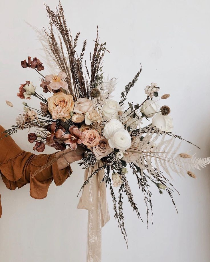"Walnut & Main on Instagram: ""The bouquet I created for our shoot @floral_gathering"""