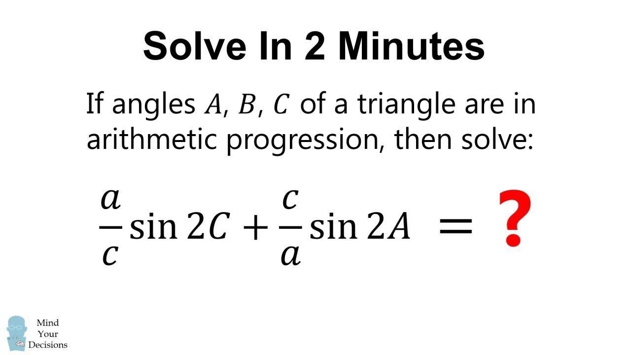 A Miraculous Simplification Fun Problem From India Iit Jee Math Genius Mental Math Tricks Mathematics [ 720 x 1280 Pixel ]