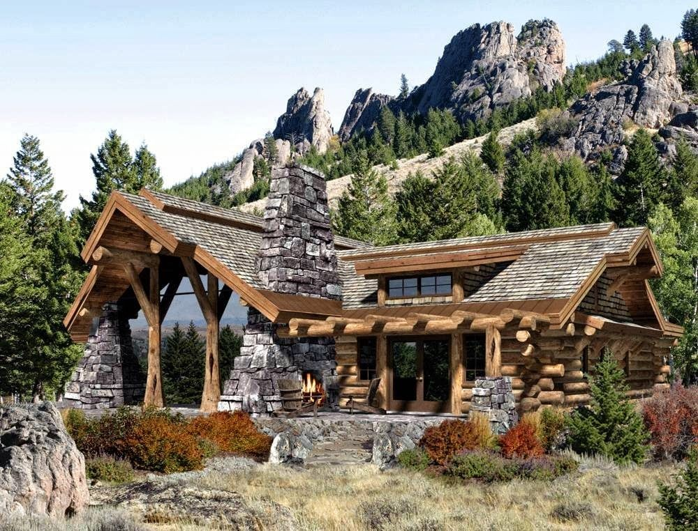 Best Casa Log Home Floor Plans Log Home Designs Log Home Plans