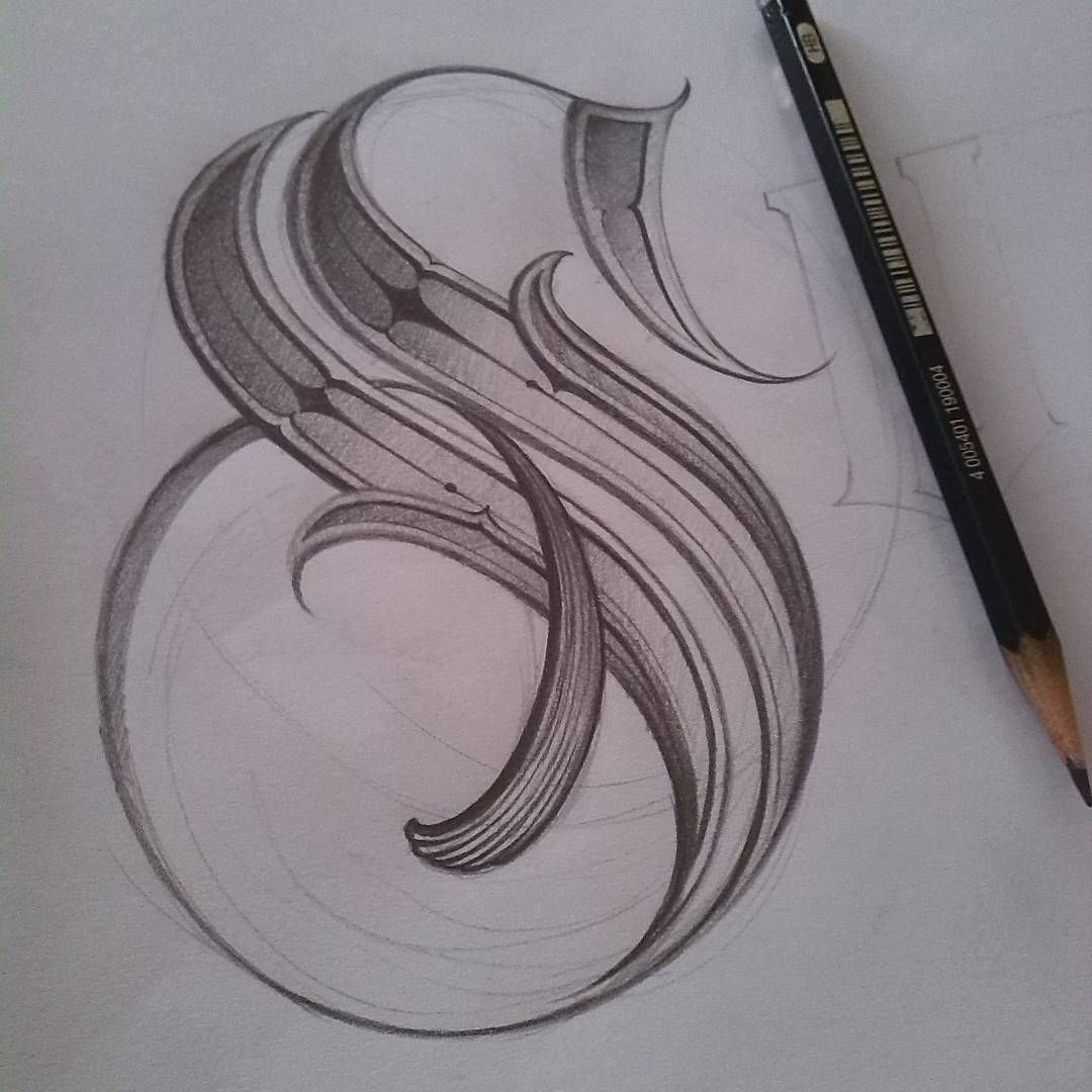 S sketch