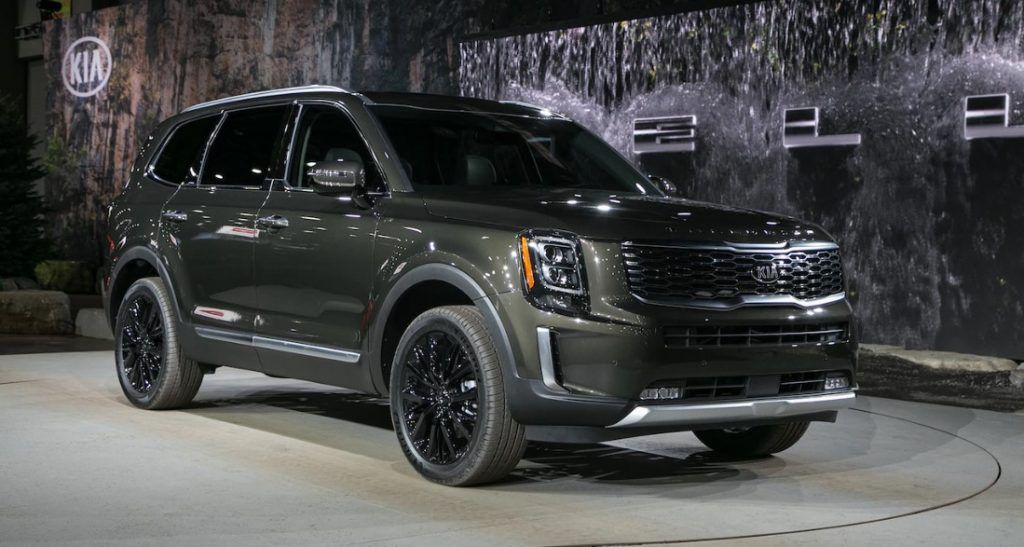 The 2020 Kia Telluride This What We Know So Far