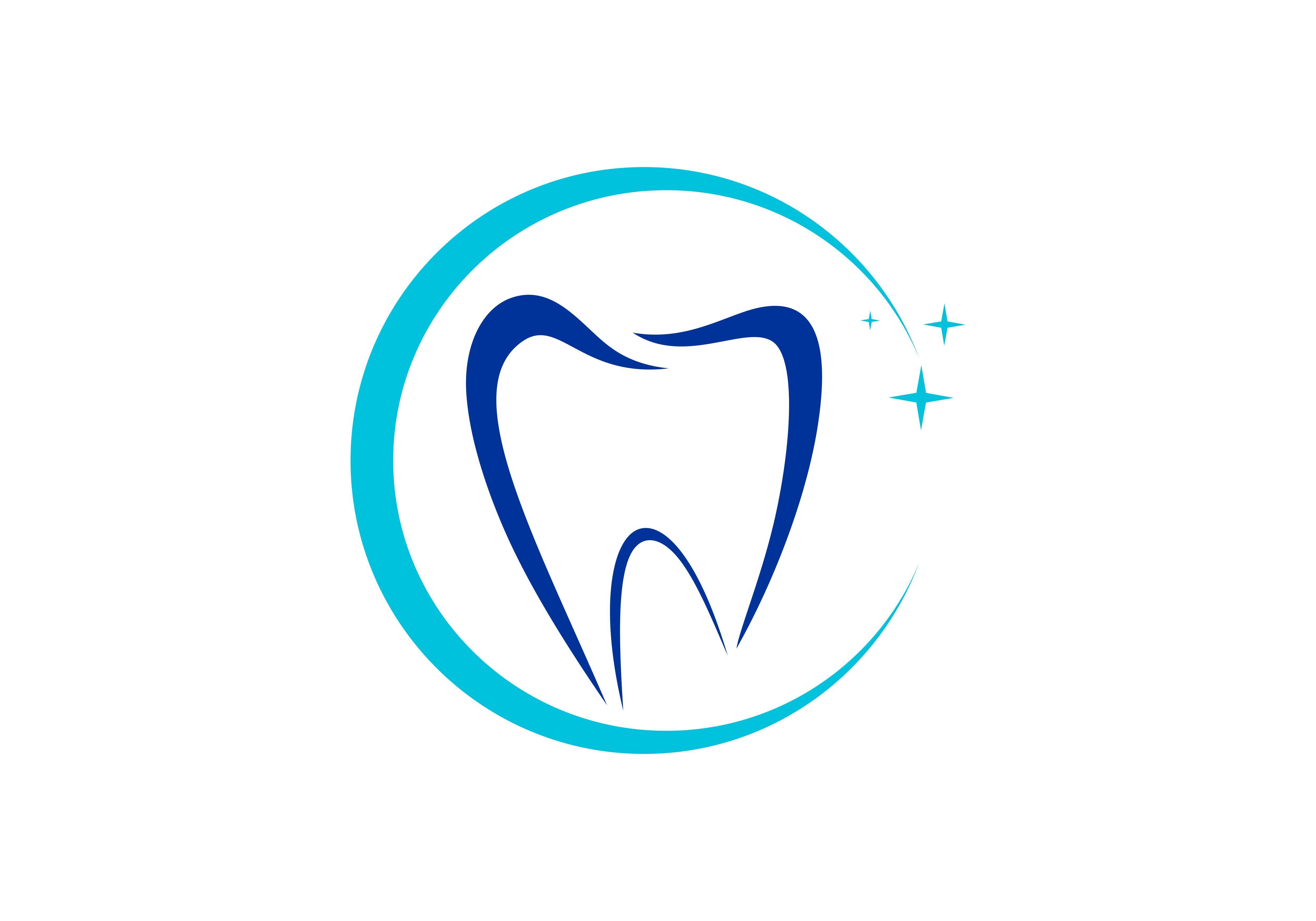 Dental Tooth Dentist Logo Graphic By Deemka Studio Creative Fabrica Dentist Logo Dental Teeth Dental Logo
