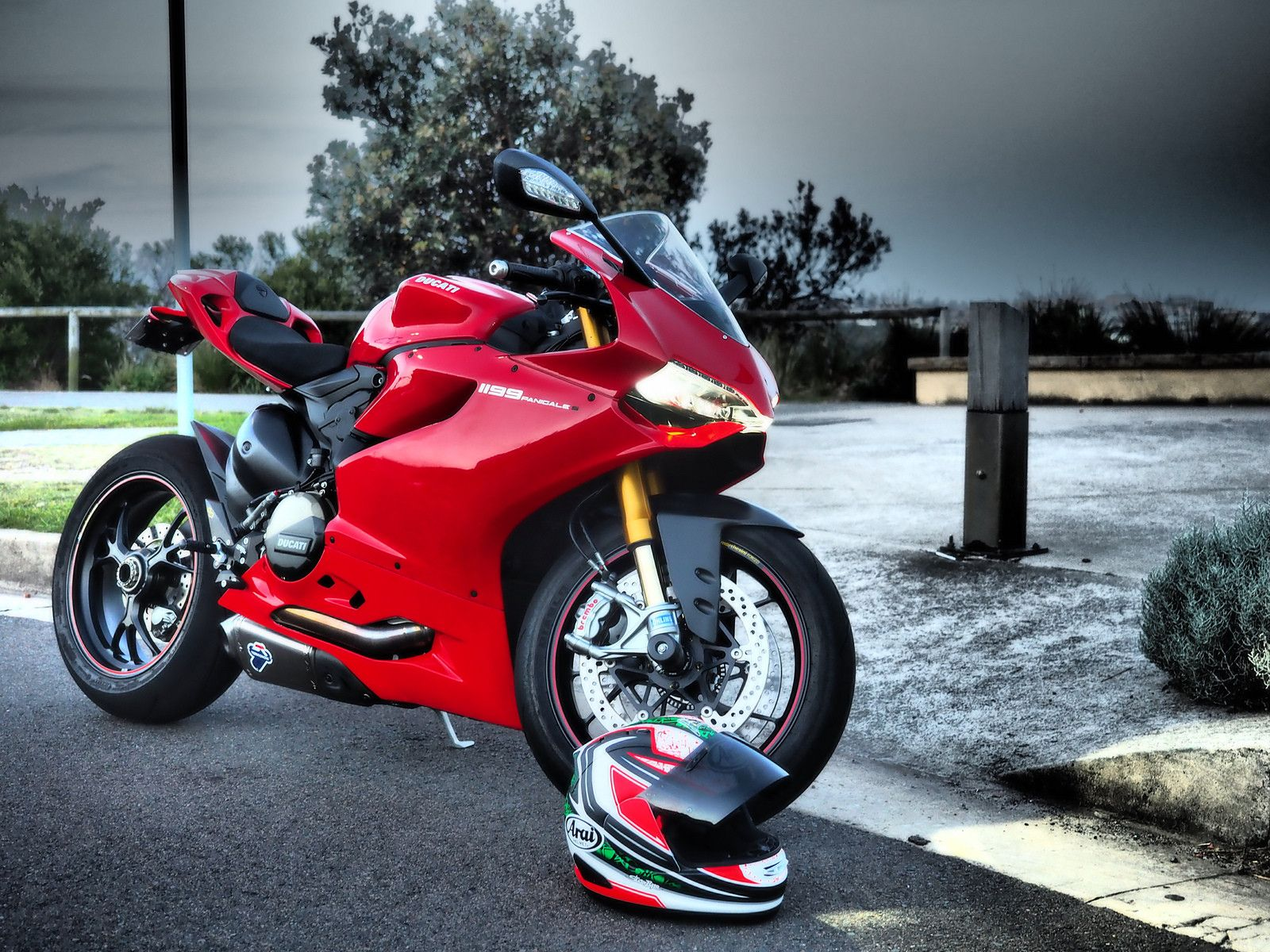 ducati 1199 panigale s hd wallpapers 6 | bikes wallpapers