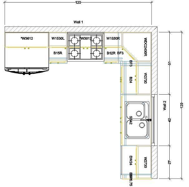 Loading Medicoes De Cozinha Layout De Cozinha Cozinhas Modernas