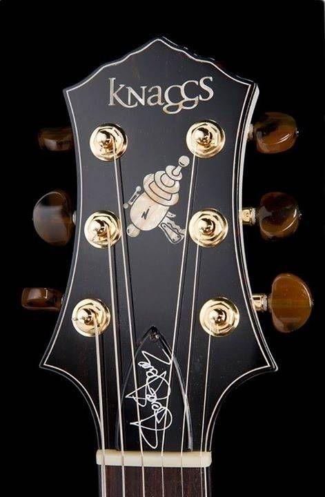 Risultato immagini per knaggs headstock