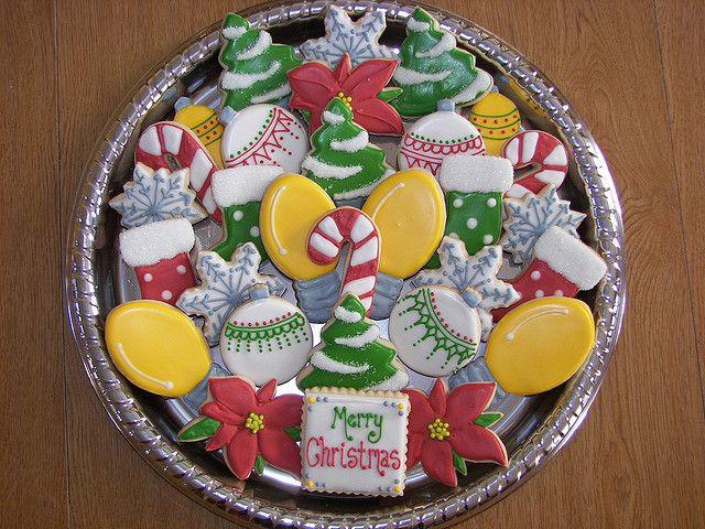 It\u0027s beginning to look a lot like Christmas! Christmas cookies