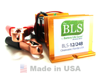 Battery Life Savers Bls 12 24 B Battery Desulfator Battery Life Solar Equipment Dead Car Battery
