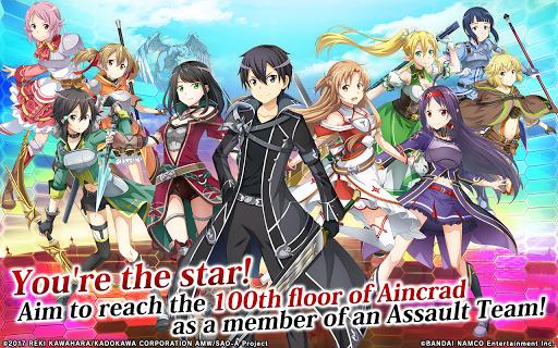 Sword Art Online Integral Factor APK