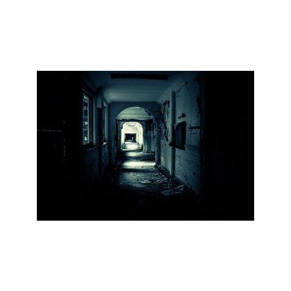 10 Most Incredible Abandoned Mental Asylums ❤ liked on Polyvore featuring haunted and pic