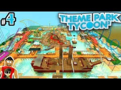 Roblox theme park tycoon 2 eps1 | Projects to Try | Park