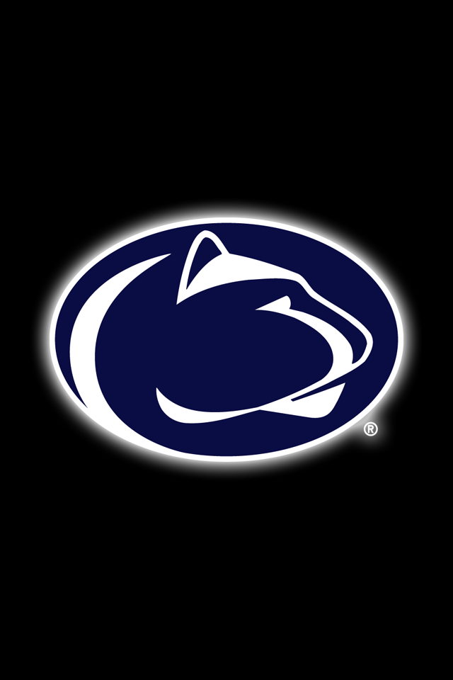 Set Of 12 Officially Ncaa Licensed Penn State Nittany Lions Iphone Wallpapers Penn State Logo Penn State Penn State Nittany Lions