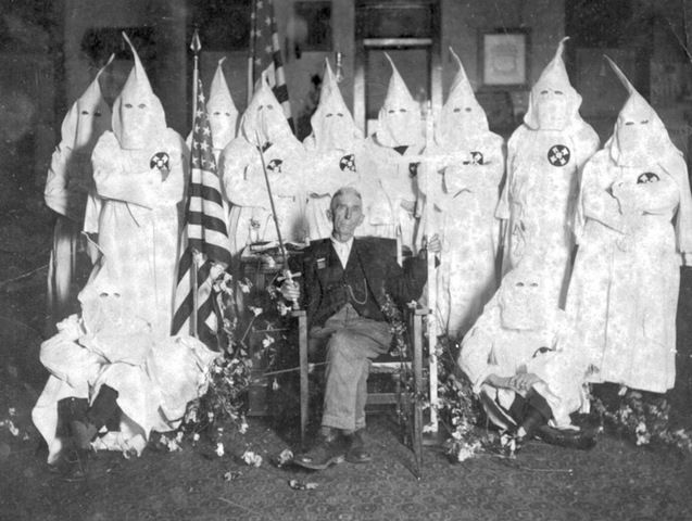 the negative impact of the ku klux klan on the african americans The film has been extremely controversial for its negative depiction of african-americans,  of slavery and the ku klux klan  history and political science this source will help me with analyze for my impact.
