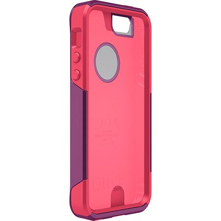 Decorative Otter Boxes Custom Iphone 55S Commuter Series Case From Otterbox Raspberry