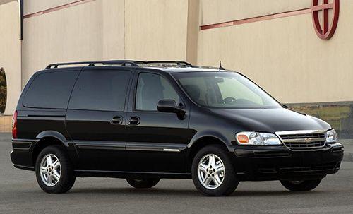 Family Safe After Deer Falls On Minivan Chevrolet Venture Chevrolet Remote
