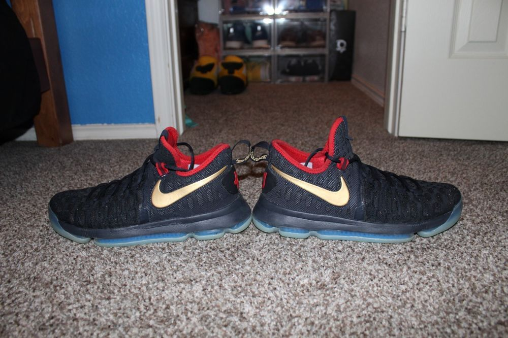 the latest ad219 4cfeb Nike Zoom Kd 9 LMTD USA Gold Medal Size 10.5 #fashion ...
