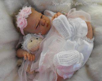 Reborn doll custom SHYANN 19 wTummy Plate