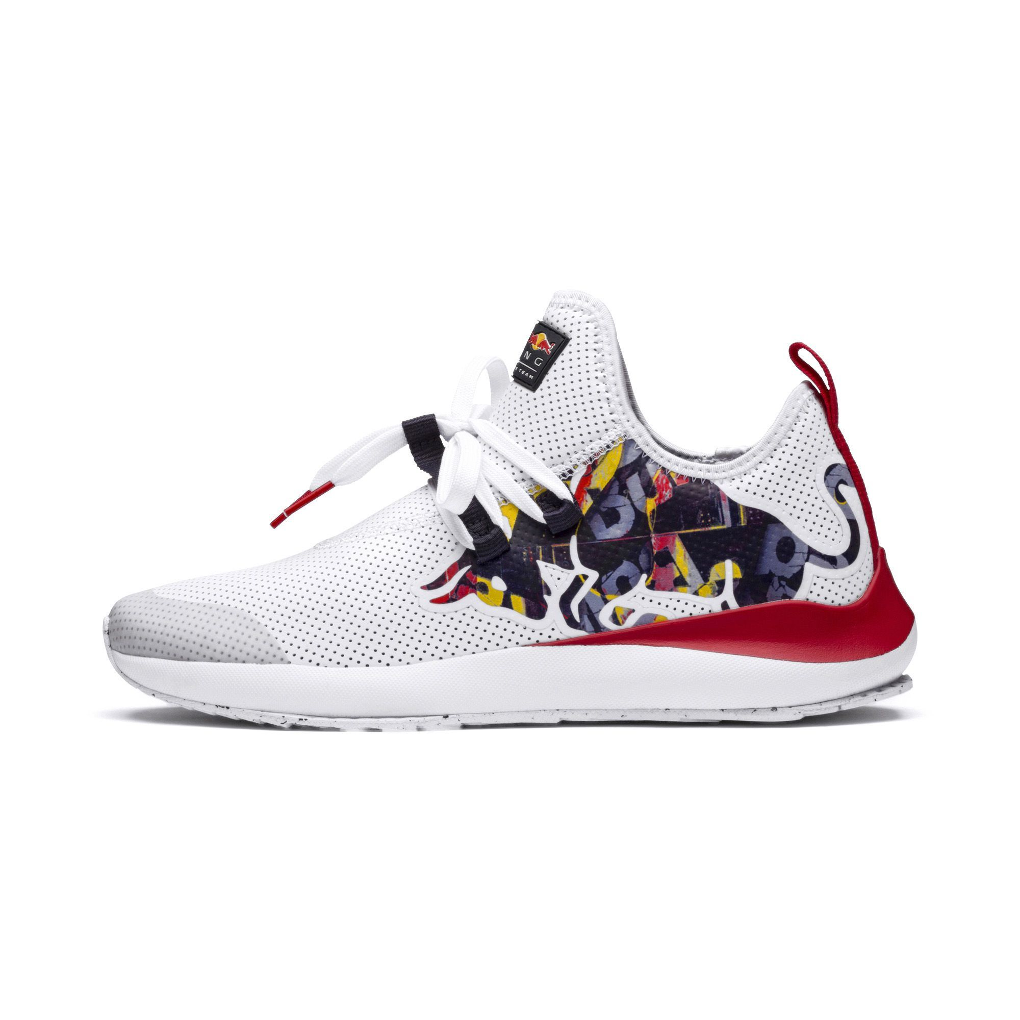 Red Bull Racing Evo Cat II Bulls Sneakers | Puma White Puma