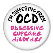I'm suffering from OCD...