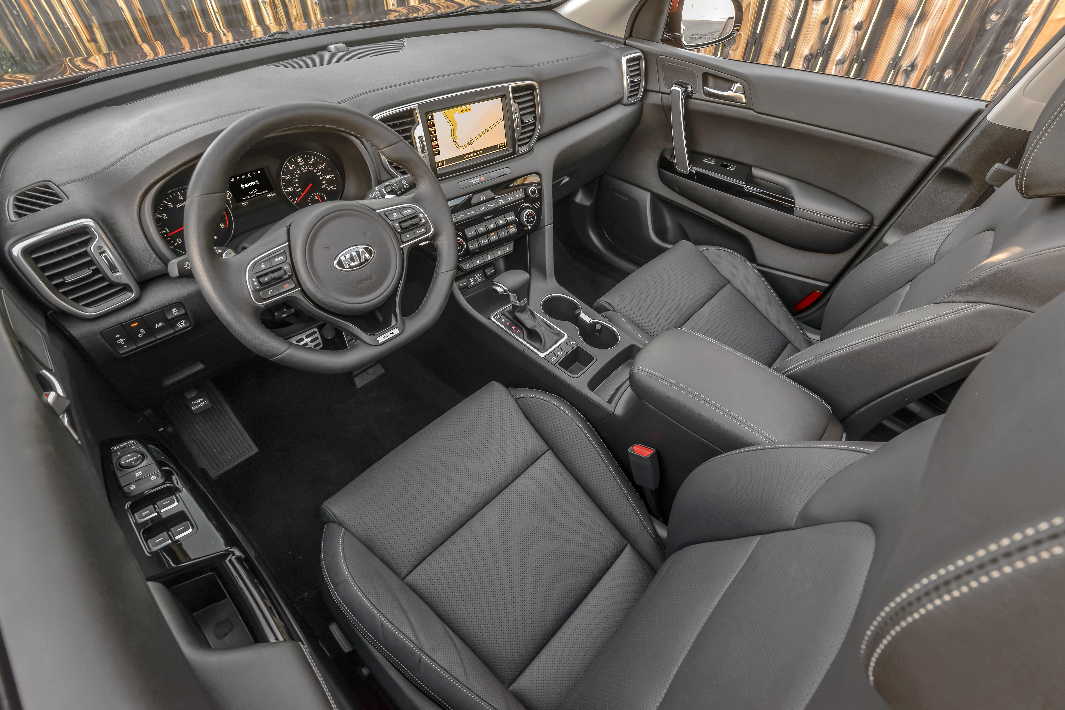 2017 kia sportage sx interior 2017 kia sportage sx us. Black Bedroom Furniture Sets. Home Design Ideas
