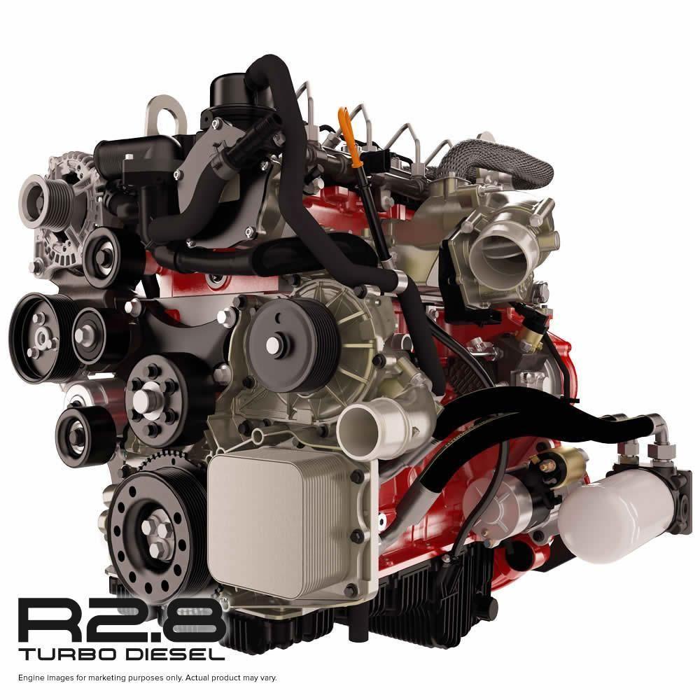 Cummins R2 8 Turbo Diesel Crate Engine Diesel Trucks Jeep
