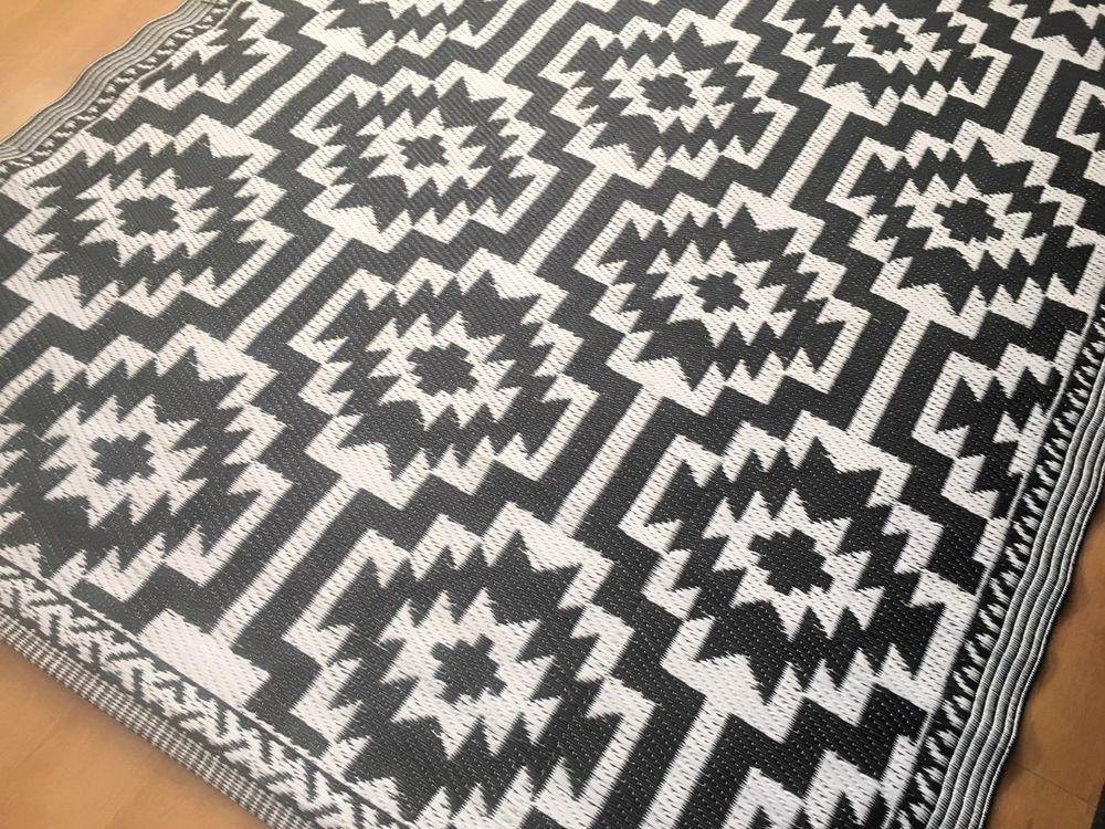25++ Teppich laeufer schwarz weiss Trends