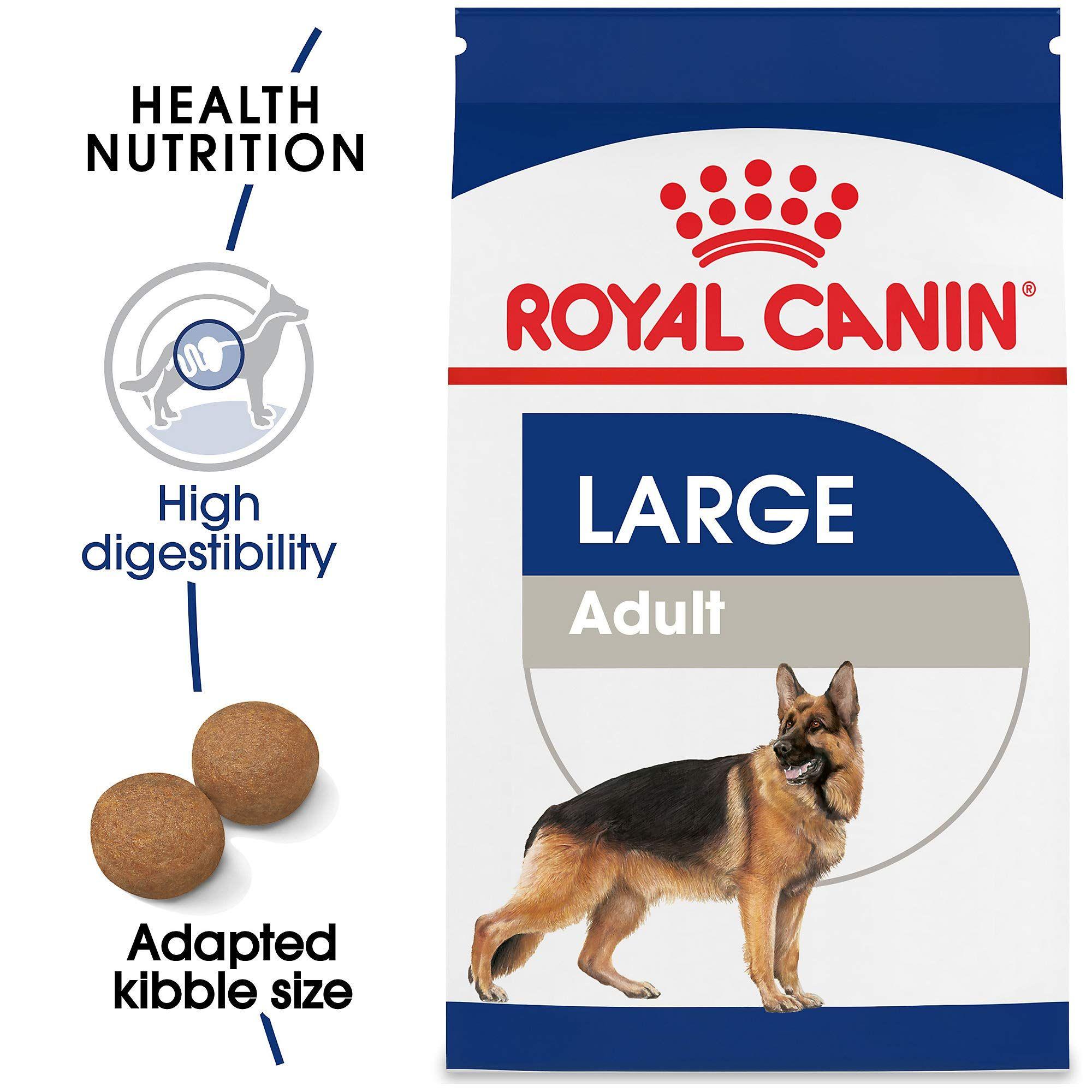 Royal Canin Size Health Nutrition Maxi Adult Dry Dog Food Read