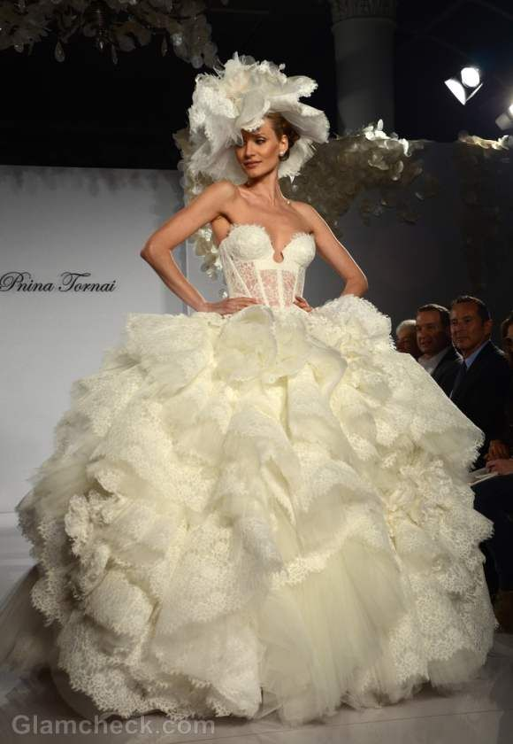 Pnina Tornai Bridal Collection S/S 2012 | Bridal Dresses | Pinterest