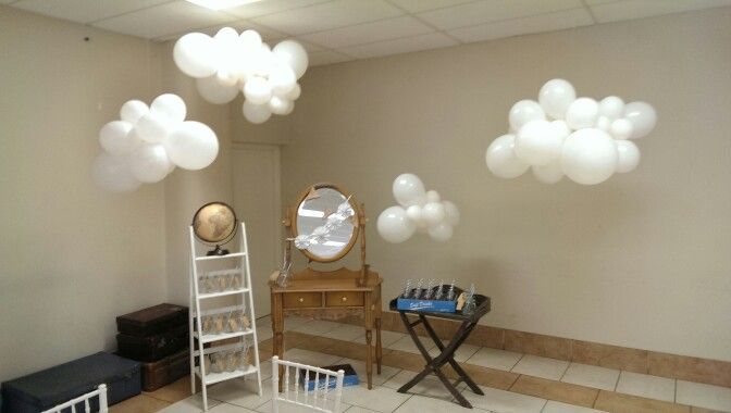 Balloon cloud decoration decoration natural decorations in for Balloon cloud decoration