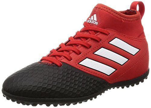 promo code 4b3d0 b3cd6 adidas Ace 17.3 Tf, Botas de Fútbol Unisex Niños, Rojo (Red Ftwr White Core  Black), 38 2 3 EU