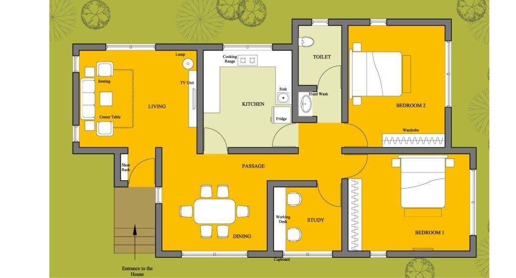 Mia Moglie Per Finta 2017 Italian Internal Md R5 Xvid Nwslordm Olinpi In 2021 Floor Plan Design House Plans Affordable House Plans Yellow house floor plan
