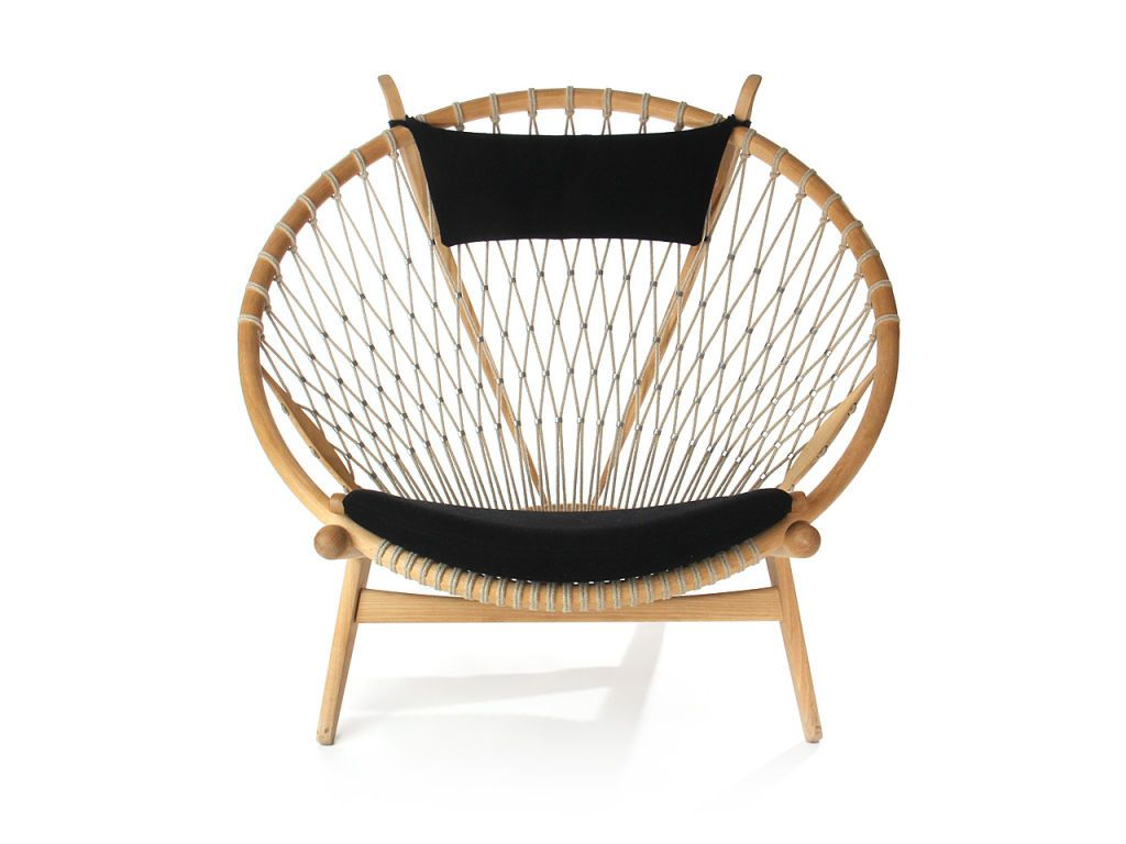 Nice The Circle Chair By Hans Wegner